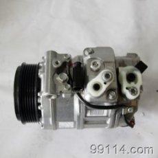 供应奔驰R350冷气泵,刹车片,减震器,电子扇,原装拆车件