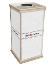 厂家直销 杭州厂家 不锈钢垃圾桶 防爆果壳箱 垃圾收纳箱