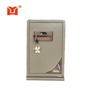 全钢密码柜 液晶电子显示屏 3C质量认证家用可入墙式保险柜