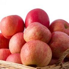 安塞红富士水果 色泽饱满
