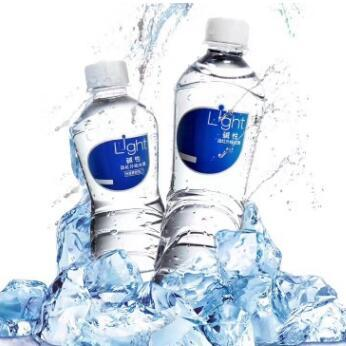 台湾进口饮用水碱性水 悦氏 远红外线处理纯净水 批发350ml矿泉水