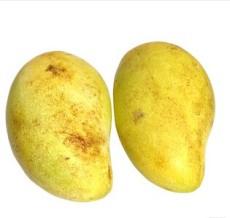 海南特产 新鲜水果 台农芒果 10斤
