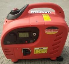 翰丝3KW便携式红色数码变频发电机28KG