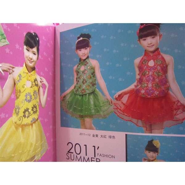 六一儿童节服装016