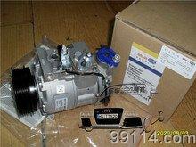 供应奥迪A6L冷气泵,刹车片,减震器,电子扇,原装拆车件