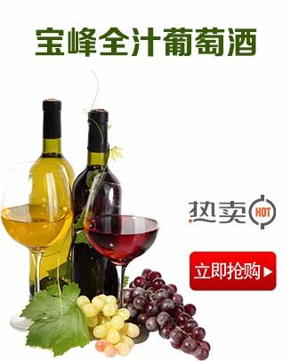 全汁葡萄酒采购