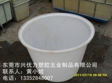 厂家拥有:一次成型耐酸碱圆桶 食品级黄豆发酵桶 耐磨损塑料敞口圆桶
