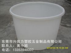 厂家供应:耐酸碱塑料牛津桶 无毒无害塑料圆桶 广口式酿造圆桶
