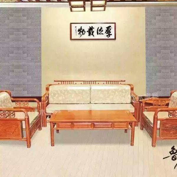 大叶黄花梨 客厅翘头玄关柜 小叶紫檀家具沙发 黄花梨家具
