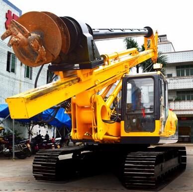 供应 履带旋挖钻机20米旋挖钻机小型旋挖钻机