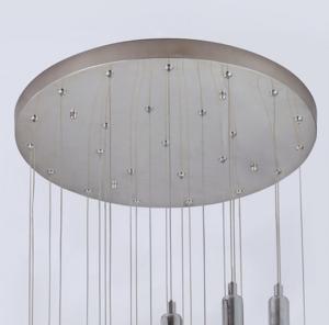 五号工厂  水晶灯吊灯 现代简约 个性创意 节能环保 客厅餐厅水晶吊灯