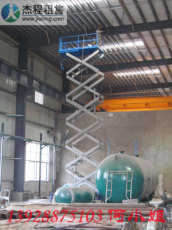 钢结构厂房安装用高空作业车出租,12米高空作业平台出租