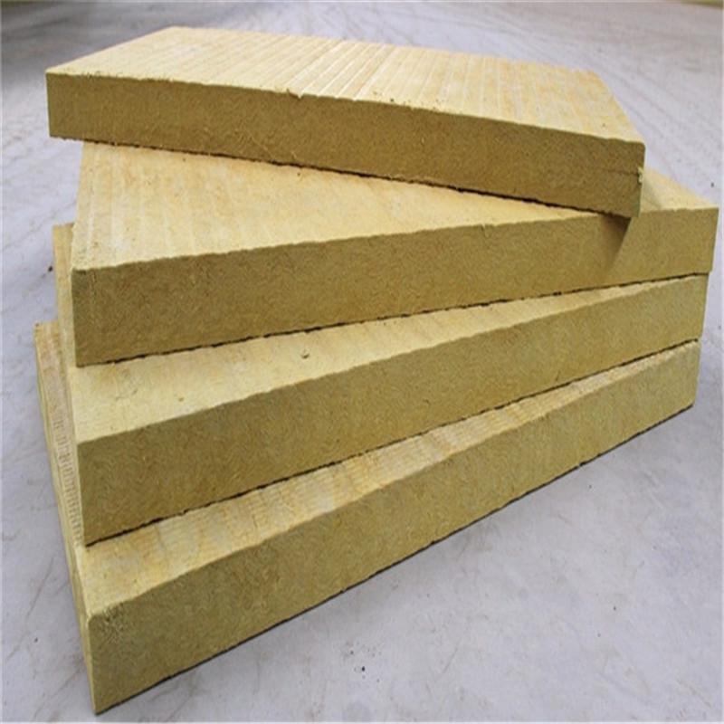 【富达】厂家直销防火岩棉板 耐高温阻燃岩棉板 国标A级岩棉板