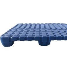 锦州1210重型九脚吹塑托盘   吹塑卡板  高密度防潮叉车垫板