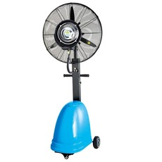 供应工业降温喷雾风扇 加水加湿喷雾风扇 降温风扇