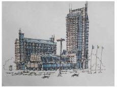 深圳南山设计师手绘速写草图培训