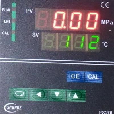 PS20L-50MPa孝感压力温度仪表