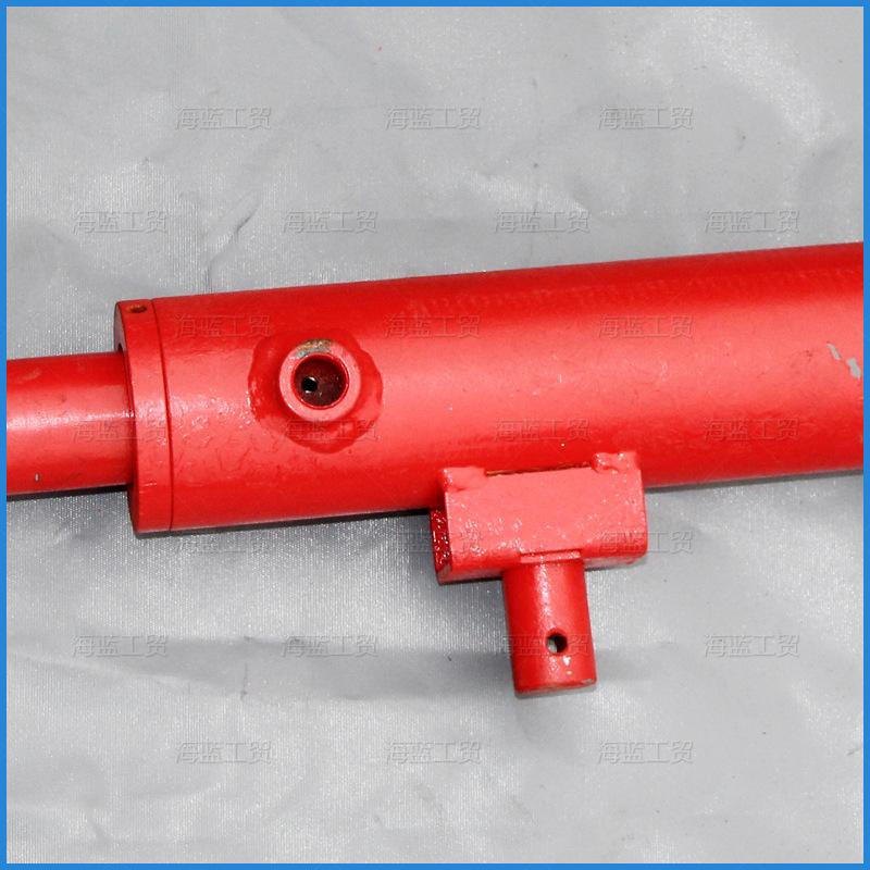 厂家直销薄型伸缩油缸 小型油缸 液压油缸专业品质 值得信赖图片