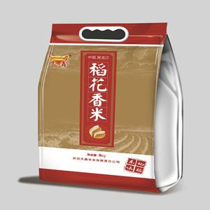 稻花香米5kg真空袋装