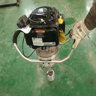 供应 便携式地质勘探钻机背包钻机浅层取样钻机打30米的取芯设备