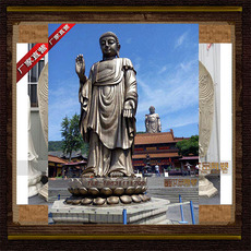 供应 大型铜佛像雕塑  释迦牟尼铜佛像    铸铜如来佛像雕塑  河北专业铸铜厂家直销