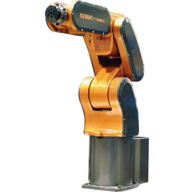 广州数控  重庆广数  GSK RB03  教学专用上下料   工业机器人 机械手
