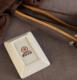 供应定制创意陶瓷方形皂碟手工彩绘置物碟子酒店复古浴室用手工肥皂盒