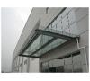 苏州钢化玻璃雨棚