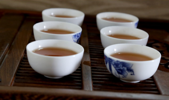 近代三种茶艺方式