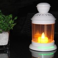 厂家创意礼品定制 LED复古风马提灯 蓝牙音响 节日礼物
