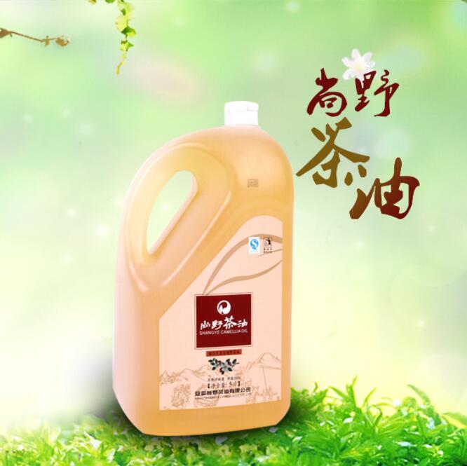 原生态绿色野生 山茶油 月子油 礼品2L