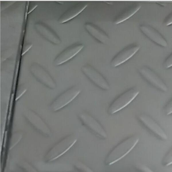 304不锈钢花纹板/大小扁豆花板