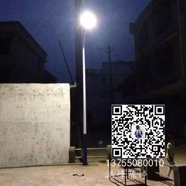 湖南保靖古丈太阳能路灯厂家农村太阳能路灯寿命咨询浩峰(HFTYN-01)
