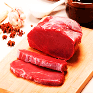 【天玛生态】 正宗雪域牦牛肉/针扒 480g/盒