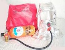 紧急逃生呼吸器装置