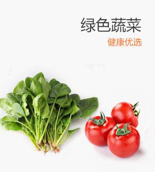 绿色蔬菜 健康优选