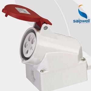 供应  SP-1557工业插座 防水工业插座