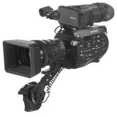 Sony 索尼 PXW-FS7H FS7 手持式4K摄像机 高清摄录一体机