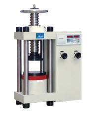 试验机之数显式液压压力试验机