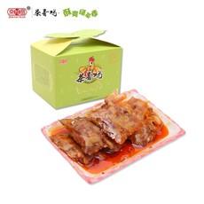 京桂圆茶香鸡200gx2盒京山特产办公室零食休闲小吃