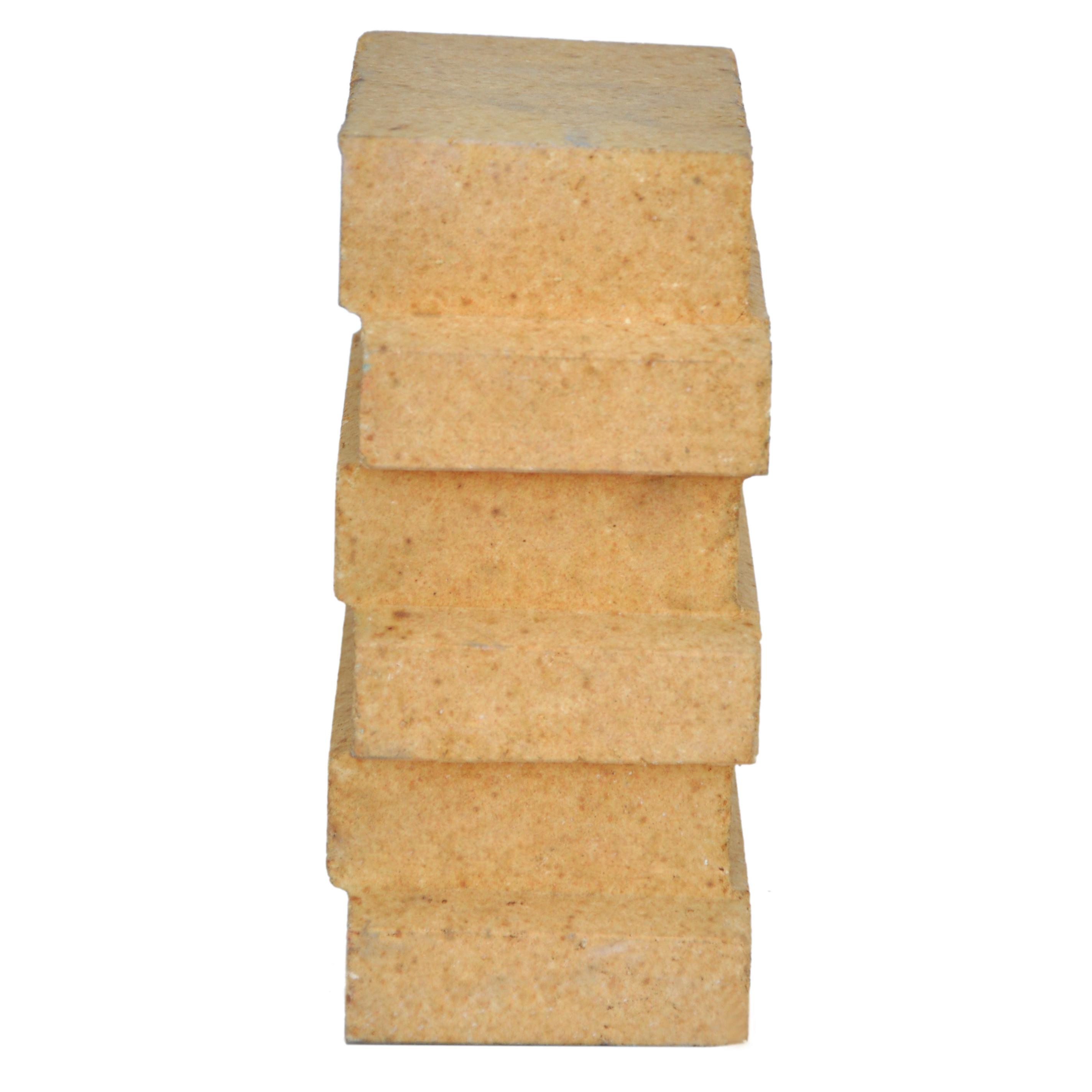锚固砖生产厂家  吊挂砖  优质粘土异型砖  新密耐火材料