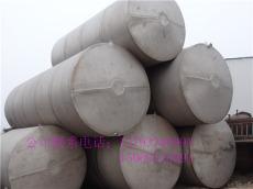 供应化工厂二手20立方不锈钢储罐