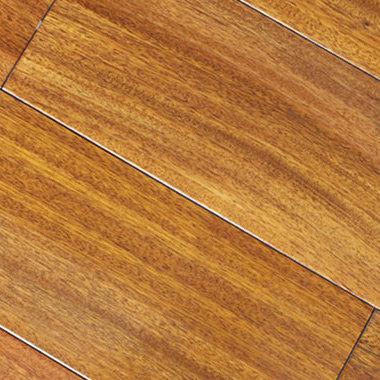 九江圆盘豆实木地板 本色型号 规格910x125 实木地板厂家直销 纯实木地板 常林地板
