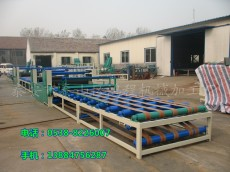轻 重钢结构生产线和新型环保节能墙体保温板生产线项目