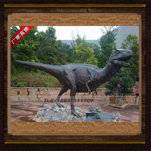 供应 恐龙铜雕塑    品牌雕塑   厂家直销