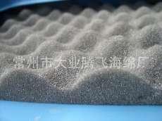 波浪形蛋托海绵包装内衬