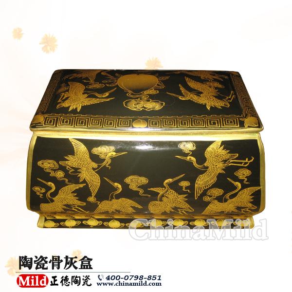 陶瓷骨灰盒圆筒陶瓷骨灰盒环保陶瓷骨灰盒