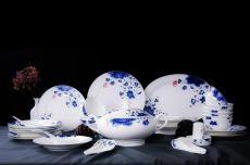 陶瓷餐具生产厂家 陶瓷餐具专业定制 优质骨瓷餐具套装