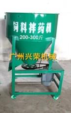 100公斤立式饲料搅拌机混合机 饲料拌和机
