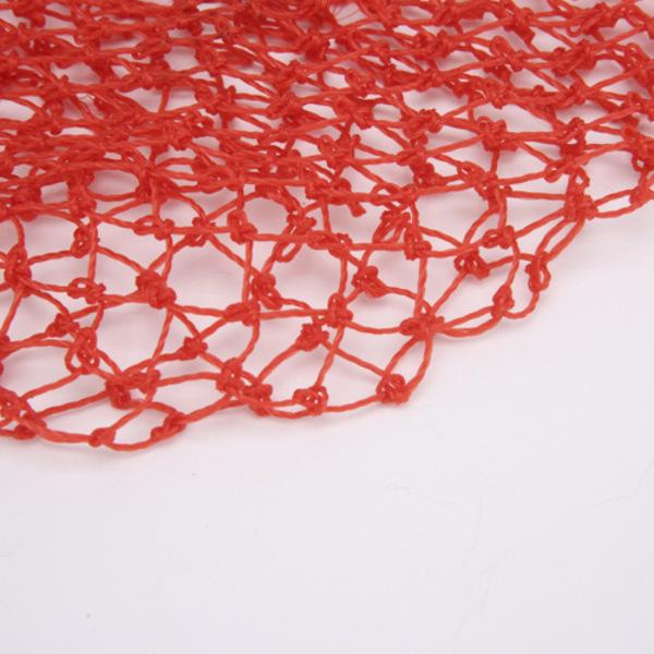 多股鱼丝线手工抄网头密眼手工编织鱼网兜捞鱼网绿色红色渔具网布